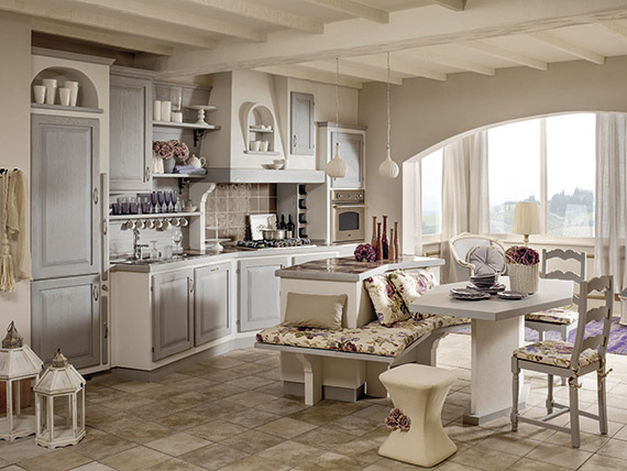 Materia country kitchens zappalorto