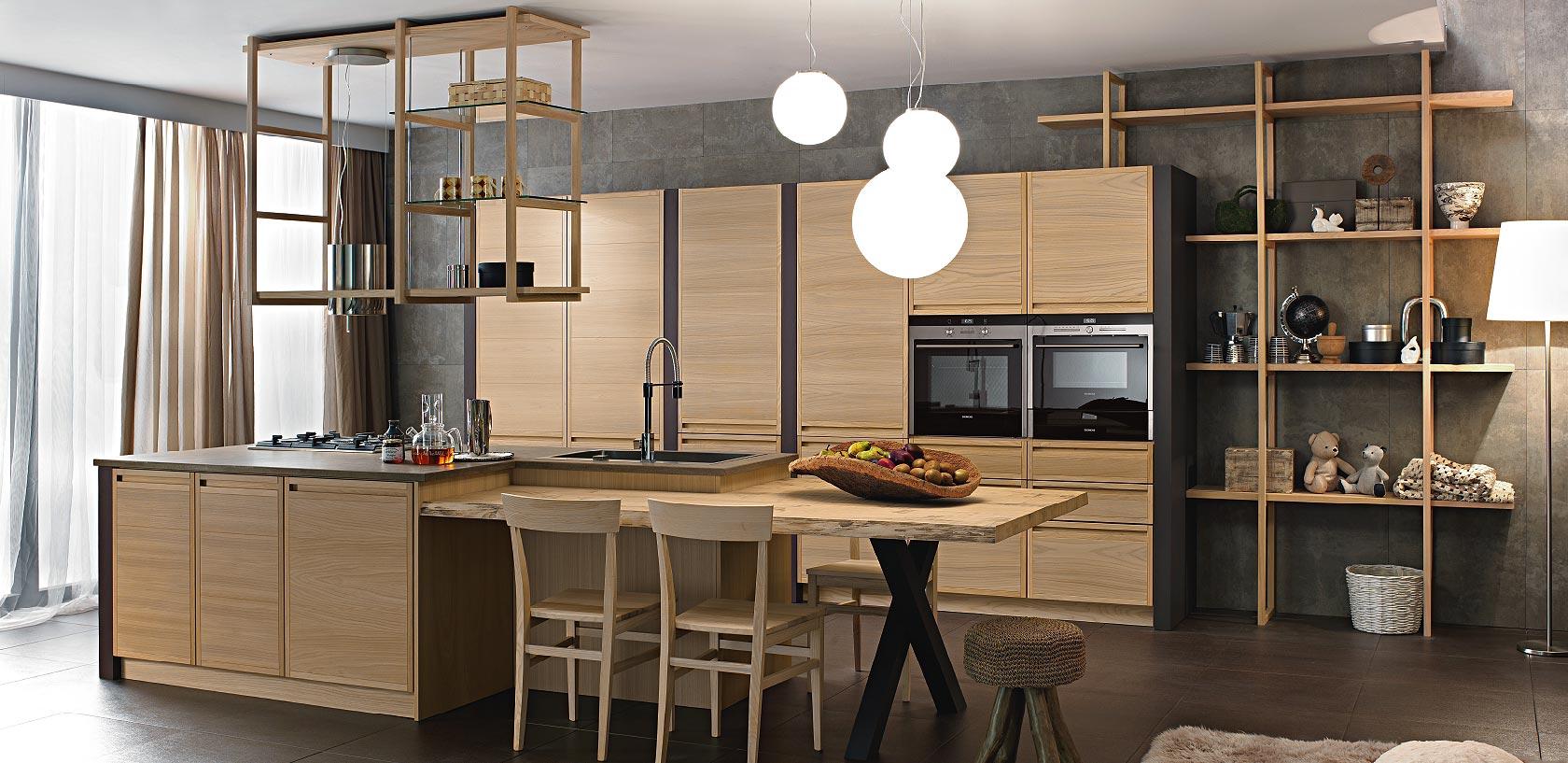 Designa Natural Con Resina Caffè E Piano In Pietra Santafiora #956836 1680 817 Cucine Rustiche In Muratura Zappalorto