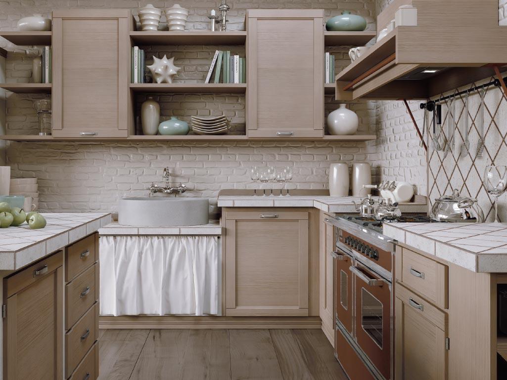 Cucine contemporanee zappalorto le terre di toscana vintage for Provence kitchen design