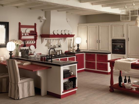 Cucine classiche di zappalorto for Cucine classiche outlet