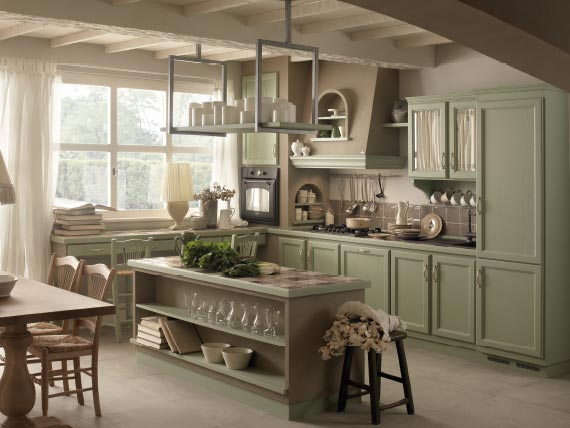 Cucine classiche di zappalorto - Immagini di cucine classiche ...
