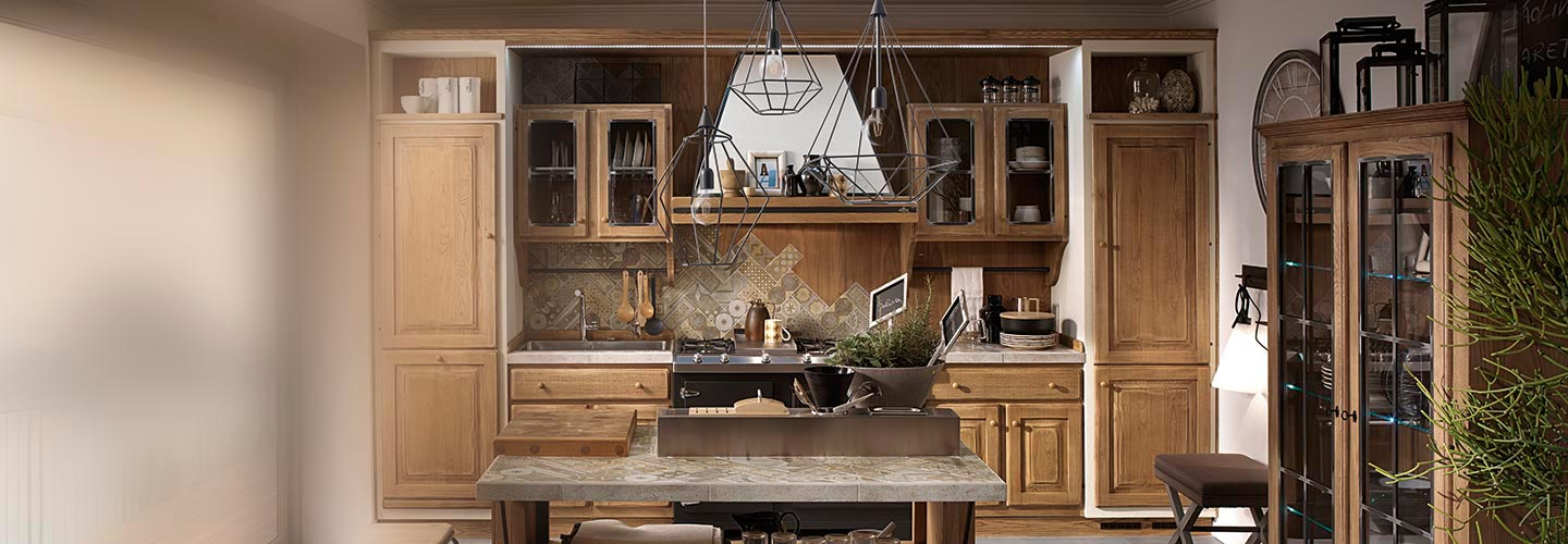 Cucine toscane country