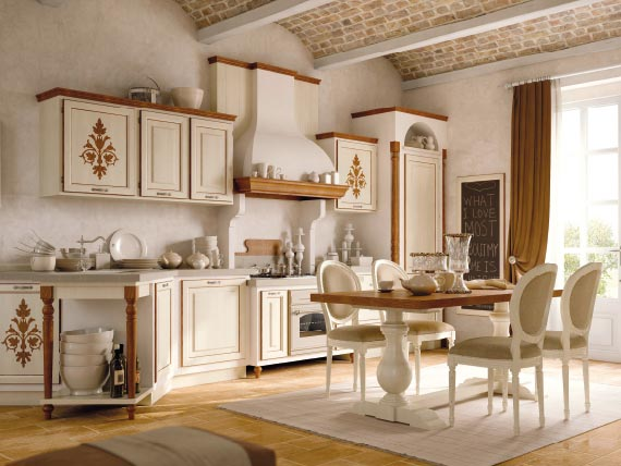 Best foto cucine country pictures - Cucine toscane in muratura ...