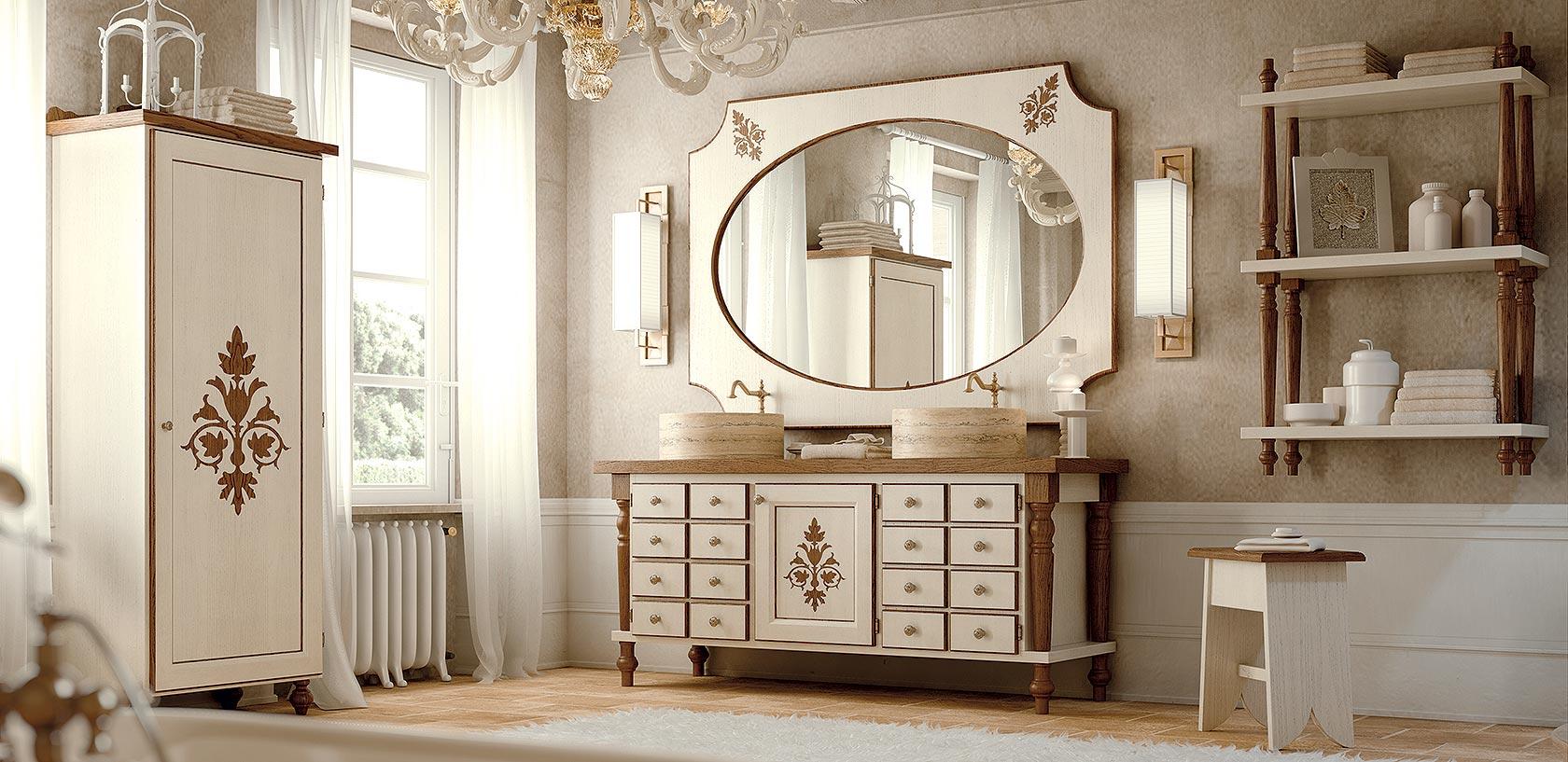 Mobili da bagno stile provenzale rs76 regardsdefemmes for Ultimi disegni di mobili foto