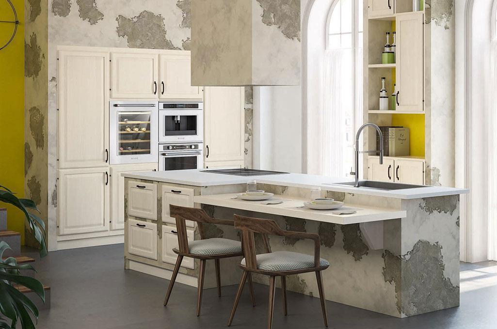 Stunning Cucine A Muro Contemporary - dairiakymber.com ...