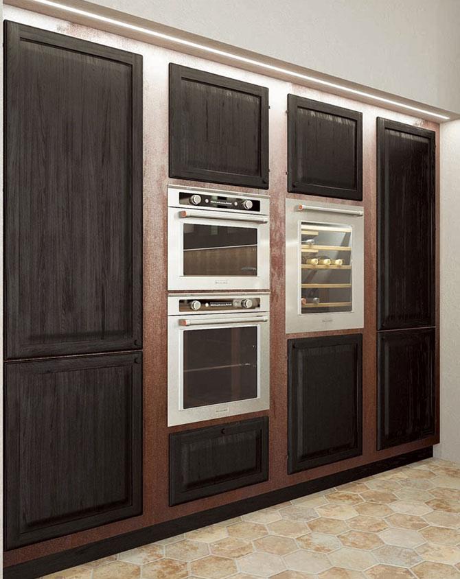 Le cucine in legno massello zappalorto - Cucine in legno naturale ...