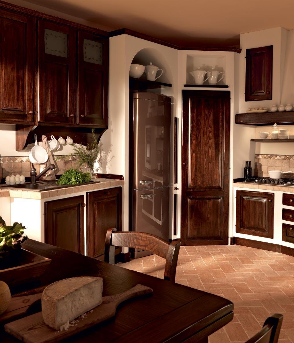 Cucine Muratura Country - Idee Per La Casa - Syafir.com