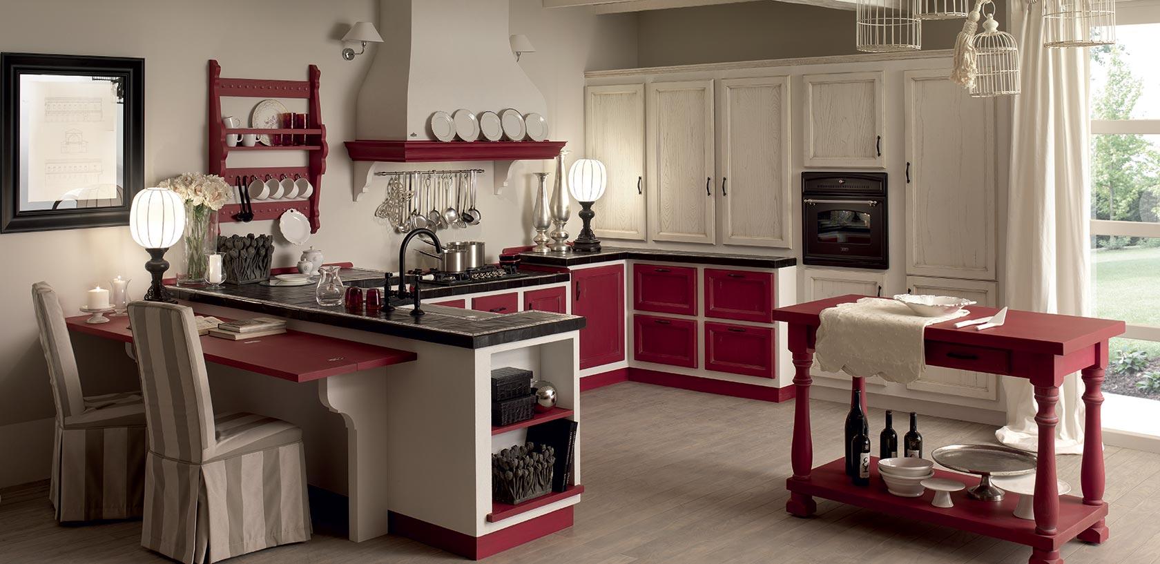 Cucine Componibili In Muratura. Cucine Moderne With Cucine ...
