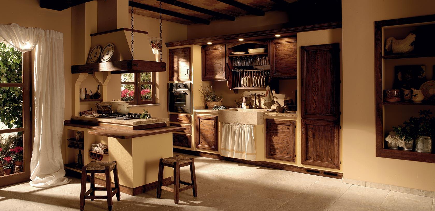 Zappalorto cucine tradizionali toscane for Cucine immagini